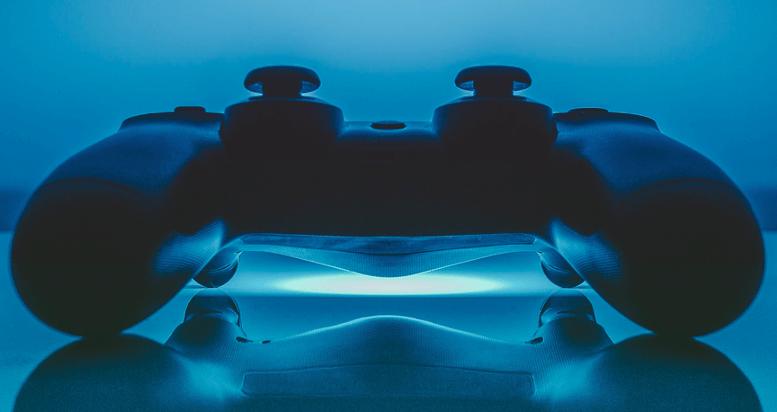 Playstation Controller Vivid